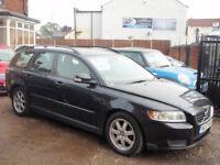 VOLVO V50 D DRIVE S (black) 2010