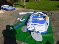 Mistral Windglider windsurf, row, paddle board