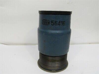 Zurn 56416 3 Cast Iron Heavy-duty Adjustable Floor Cleanout