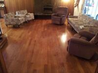 Hardwood / Laminate flooring installation