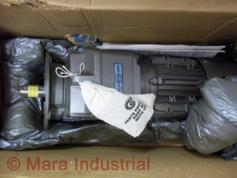 Nord Gear 800440432000 Gearmotor