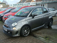 FIAT ABARTH CUSTOM (grey) 2014