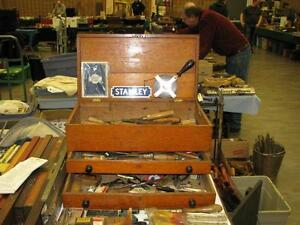 ANTIQUE TOOLS OF THE TRADES SHOW, SUNDAY OCTOBER 2, 2016
