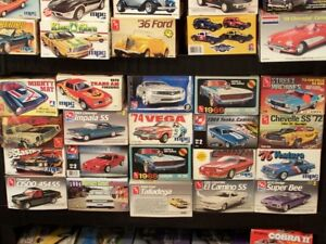 Wanted model car kits