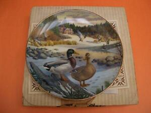 """""""THE MALLARD"""" COLLECTOR PLATE BY BART JENNER London Ontario image 1"""
