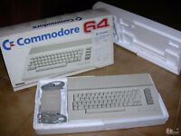 Commodore 64c boxed tidy SWAP SNES or 3DO