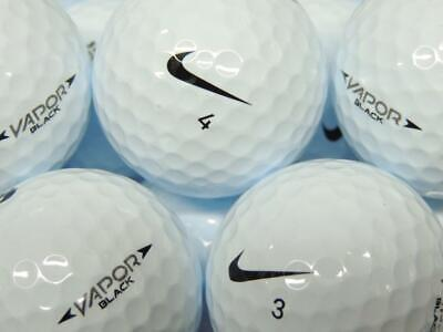 25 Nike VAPOR Lake Golf Balls - PEARL / GRADE A - VAPOUR from Ace Golf Balls