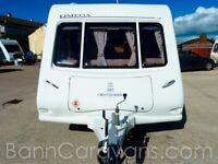 (Ref: V095) 2008 Compass Omega 550 4 FB Berth