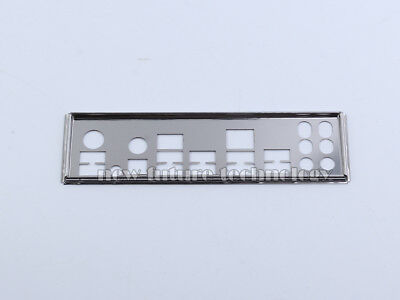OEM New I//O Shield For Asus P8Z77-V DELUXE Motherboard Backplates