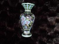 """GORGEOUS HAND- PAINTED BUD VASE      """"ONLY $5.00!"""""""