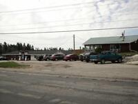A FANTASTIC BUSINESS OPPORTUNITY!!! ***MOTEL/GAS/RESTAURANT***