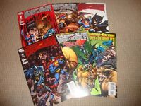 SUPERMAN AND BATMAN VS. VAMPIRES AND WEREWOLVES- ISSUES 1- 6 (OF 6)