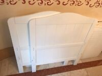 BRAND NEW CHILD BED WITH MATTRESS