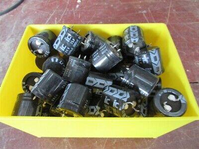 Quantity Of Ic 25 Volt 6000uf Electrolytic Capacitors E-5