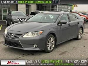 2014 Lexus ES 350 Navigation, Sunroof, Leather Htd & Cooled Seat