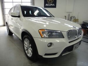 2011 BMW X3 NAVI,PANO ROOF,3.5,MUST SEE.[LOADED]