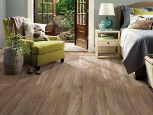 Pallets of Luxury Vinyl Plank Flooring - $1.79 sq ft