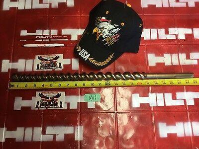 Hilti Te-yx Sds Max 1-18 X 23 Preowned Free Hat Pen Pencil Fast Ship
