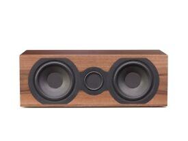 Cambridge Audio Aero 5 Centre Speaker - in Walnut - Like New - BMR Driver