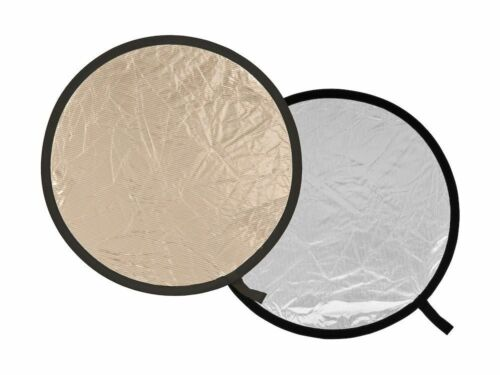"Lastolite Collapsible Reflector - Sunlite/Soft Silver - 30"""