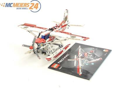 E293 LEGO Technic 42040 Flugzeug Löschflugzeug Fire Plane inkl. Anleitung