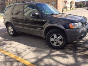Selling a Ford Escape