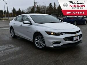 2016 Chevrolet Malibu LT Leather/Bose/Backup Cam/My Link