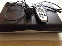 Sky+ HD box, model DRX890. 500gb HDD