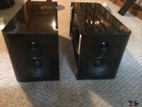 NHT HDP-2 dipole speakers