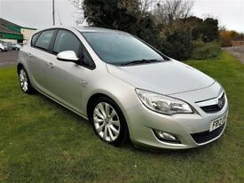 VAUXHALL ASTRA 1.4 Active (silver) 2012