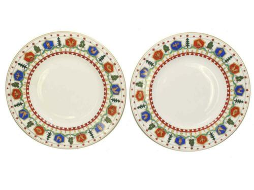 Antique 19th C Porcelain Plate by Kornilov Bros