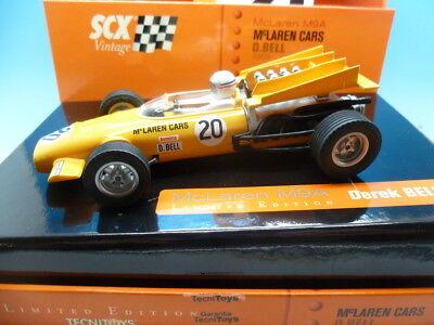 SCX 62050 McLaren M9A Vintage D Bell mint unused