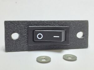 Jenn Air Replacement Downdraft 2 Wire Fan Switch Custom Made In Stock