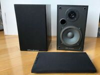 Wharfedale Diamond VI Bookshelf Speakers