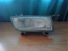 Saab 9-5 95 2002 - 2005 RH O/S COMPLETE FOG LIGHT LAMP VALEO 5284534