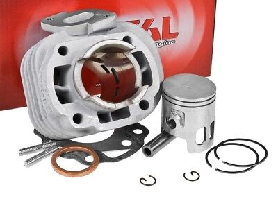 50ccm Airsal T6-Racing Zylinderkit Herkules ATV RS XXL Supersonic Quad ca. 8 PS
