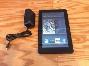 Amazon Kindle Fire 8GB, Wi-Fi, 7in - Black