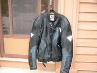 Hein Gericke First Gear leather jacket