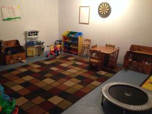 Home daycare near the end of bensfort Rd on northshore bus route Peterborough Peterborough Area image 2