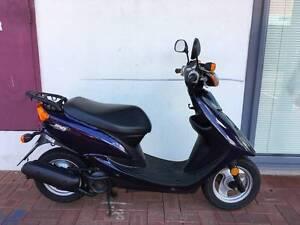 YAMAHA JOG 50 cc Second hand scooter Victoria Park Victoria Park Area Preview