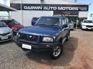 2000 Nissan Patrol ST GU II Auto 4x4 Durack Palmerston Area Preview