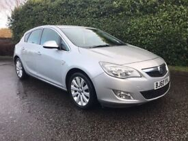CHEAPEST IN UK** 2010 Vauxhall Astra hatch 1.3 CDTi SE ecoFLEX 16v DIESEL ONLY £20 YEAR TAX F.S.H