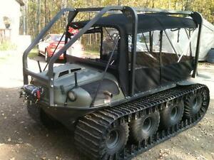 Emerald Oilfield ATV Services LTD :  ARGO SERVICE :