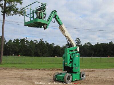 2014 Jlg E300aj 30 Electric Articulating Boom Lift Man Aerial Platform Bidadoo