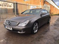 MERC-BENZ CLS 320 3.0 CDI 7G DIESEL AUTOMATIC LEATHER