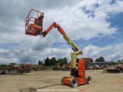 2007 Jlg E300ajp 30 Electric Articulating Boom Lift Man Aerial Hyd Jib Bidadoo