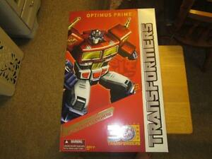 Transformers YOTH Masterpiece Optimus Prime MISB