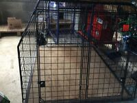 DOG CAGE - UNIVERSAL - TRAVEL FOR DOGS - - COLLECTION BRIGHTON - USED