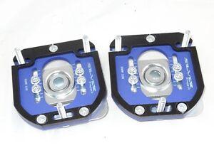 Camber Plates E30 3D 2WAY Drift BMW top mounts blue - Koszalin, Polska - Zwroty są przyjmowane - Koszalin, Polska
