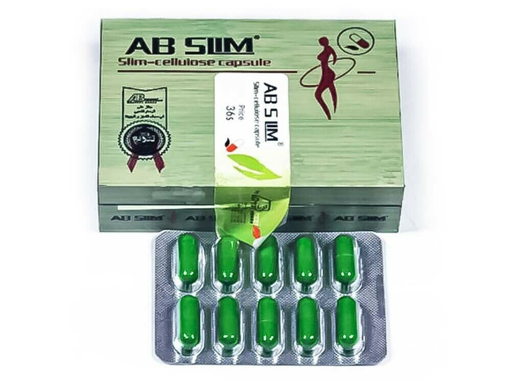Genuine AB Slim Natural Weight Loss Pills for sale online ...
